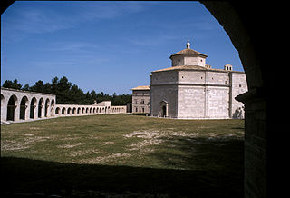 Sanctuary of Macereto sanctuary in Macereto, Italy