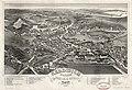 Sandwich Village, Barnstable County, Mass., looking west, 1884 LOC 2011589221.jpg