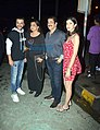 Sanjay Kapoor Shanaya Kapoor and others snapped at Yauatcha in BKC.jpg