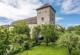 Sankt Veit an der Glan Burggasse 9 Herzogsburg NO-Ansicht 18052018 3242.jpg