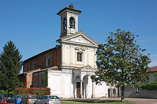 SantAlessio con Vialone Comune in Lombardy, Italy