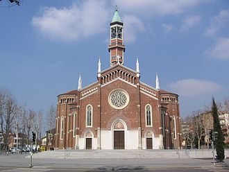 Province of Monza and Brianza - Image: Santa Valeria Church Seregno