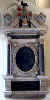 SaraMoore Died1691 CheritonFitzpaineChurch Devon.PNG