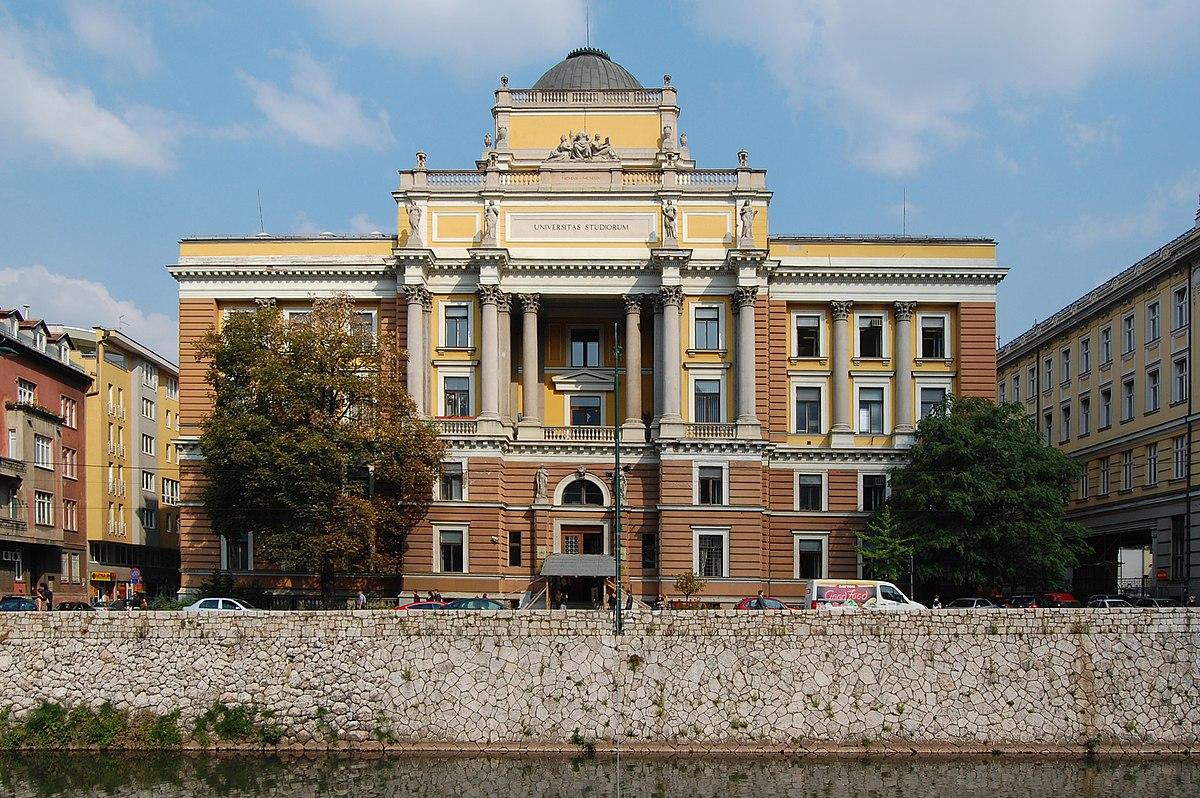 Wikipedia: University Of Sarajevo