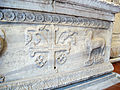 Sarcofago cristiano del XIII sec, 04.JPG