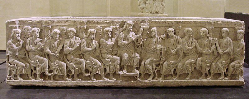 File:Sarcophagus Rignieux le Franc Ain end of 4th century.jpg
