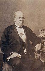 Domingo Faustino Sarmiento, presidente de 1868 a 1874