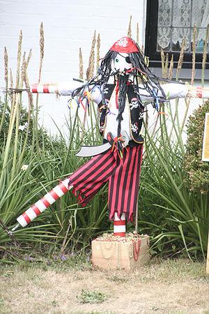 Abbotsley - Scarecrow Festival Abbotsley