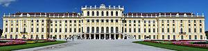 Schönbrunn, Viedeň, Rakúsko