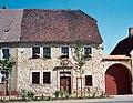 Schafstädt (Bad Lauchstädt), a peasant house.jpg
