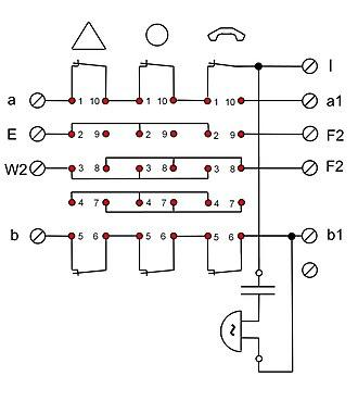 TDO connector - TDO Circuit diagram