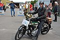 Schleswig-Holstein, Wilster, Zehnte Internationale VFV ADAC Zwei-Tage-Motorrad-Veteranen-Fahrt-Norddeutschland und 33te Int-Windmill-Rally NIK 4015.jpg