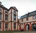 Schloss Malberg Neues Haus und Arkadenbau 01.jpg