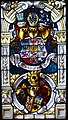 Schloss Ratibor - Stifterfenster 3 Wappen Georg von Brandenburg.jpg