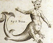Triton, in Schott's Physica-Curiosa (1697 ed.)