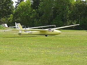 Schweizer SGS 1-34 - Schweizer SGS 1-34 on take-off