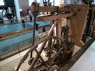 Lap Engine Watt engine, now in the Science Museum, London