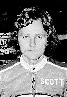 Scott Autrey American motorcycle racer