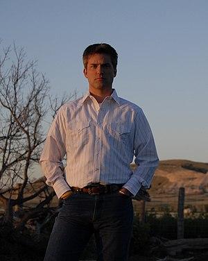 United States Senate election in Nebraska, 2008 - Image: Scott Kleeb portrait
