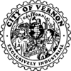 Official seal of Vernon, California