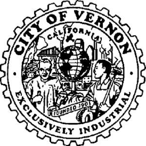 Vernon, California - Image: Seal of Vernon, California
