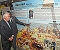 Secretary Tillerson Tours the August 7th Memorial Park in Nairobi (40039202754).jpg