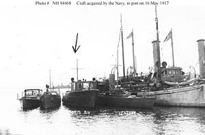 Section patrol boats 16 May 1917.jpg
