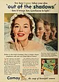 See how Camay takes your skin, 1953.jpg