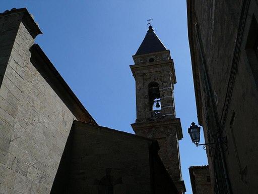 Chiesa di San Bartolomeo, campanile