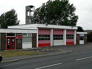 North Yorkshire Fire and Rescue Service - Selby fire station