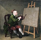 Self-portrait by William Hogarth.jpg