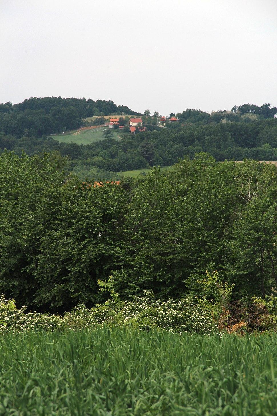 Selo Joševa - opština Valjevo - zapadna Srbija - Panorama 7
