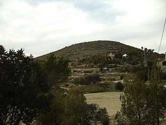 Castelltallat range - El Tossal, Castelltallat's highest summit