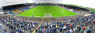 All-Ireland Senior Football Championship - Image: Semple 1