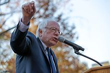 Senator Bernie Sanders, Day of Action People's Rally, Washington DC (31035421416).jpg