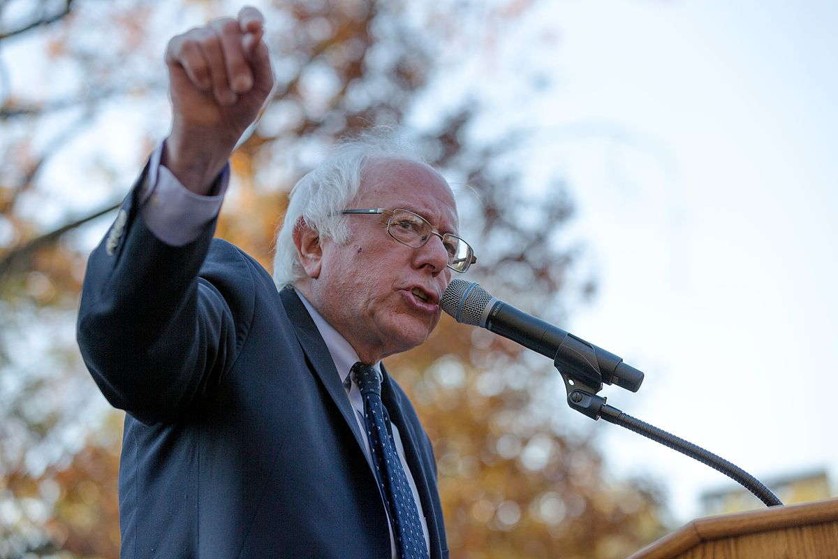 Bernie Sanders - Wikiquote