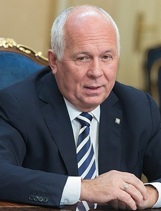 Rostec - Sergey Chemezov, current General Director/CEO of Rostec since its founding