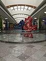 Shanghai Disney Resort metro station concourse.jpg