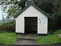 Shelter, Nowton - geograph.org.uk - 1256457.jpg