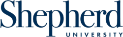 Shepherd University wordmark.png