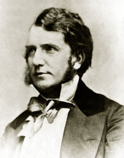 Sheridan Le Fanu Irish writer of Gothic tales and mystery novels