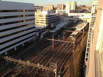 Shin-Yurigaoka Station - Image: Shinyurigaoka Station overview