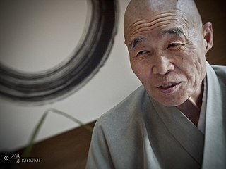 Shinzan Miyamae Roshi Japanese Zen teacher
