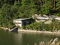 Shionoiri Pond boathouse.jpg