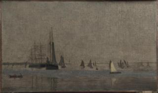 Navires et Bateaux sur le Delaware