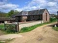 Shitterton Farm Cottages - geograph.org.uk - 162266.jpg