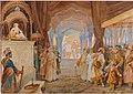 Shivaji Maharaj in the court of Aurangzeb, by Dhurandhar.jpg