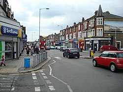 Shops, Brockley Road, London SE4 - geograph.org.uk - 751981.jpg