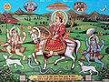 Shri Devnarayan Bhagwan the imperialGurjar.jpg