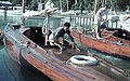 Siófok 1941, Belső kikötő. Fortepan 26115.jpg